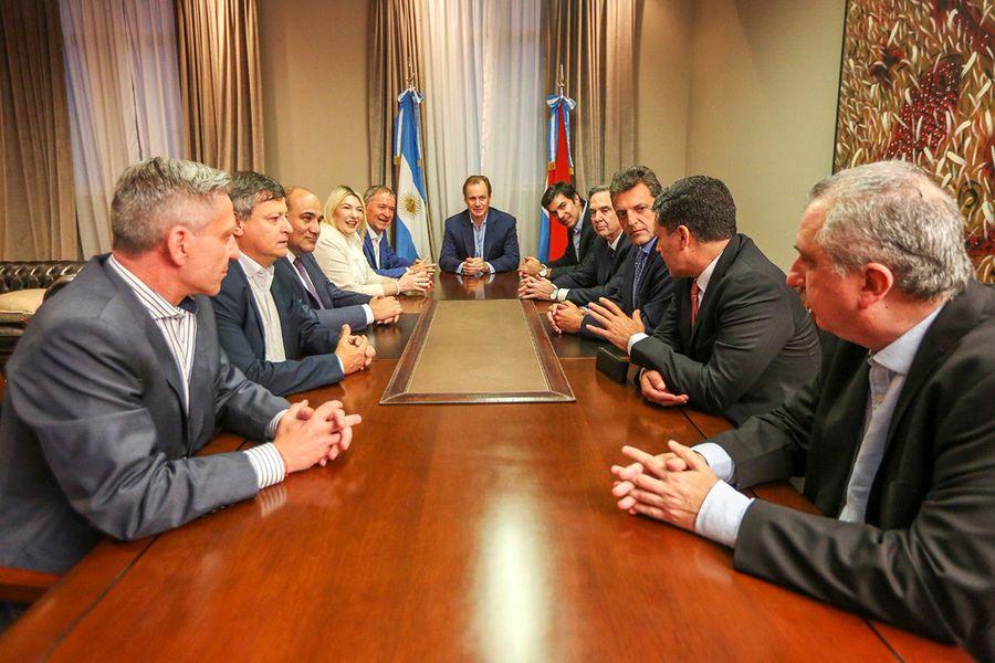 """Alternativa Federal: """"Es momento de hacer posible la esperanza para todos los Argentinos"""""""