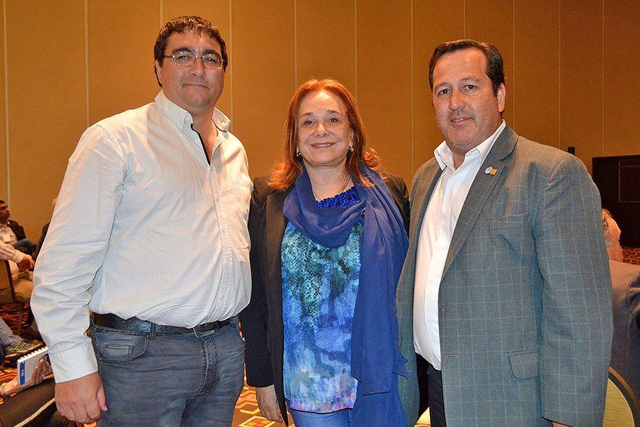 Alejandro Snopek expuso proyecto para la navegabilidad del río Bermejo en el encuentro Chaco 2030