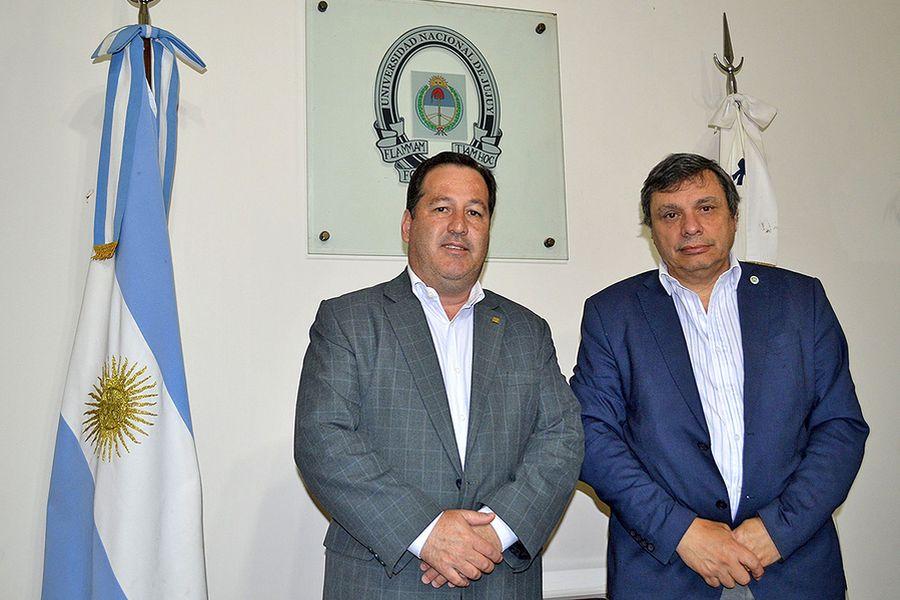 Alejandro Snopek se interiorizó de las necesidades presupuestarias de la Universidad nacional de Jujuy para el año 2019