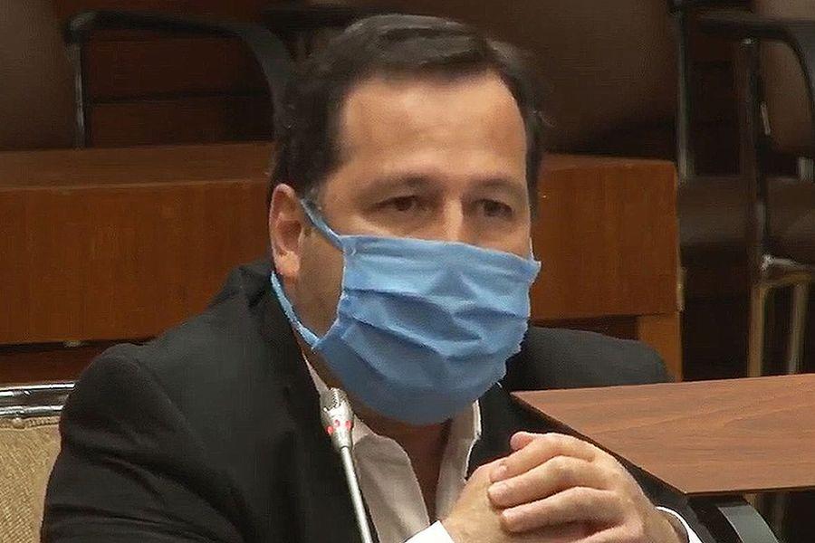 Alejandro Snopek pidió transparencia y responsabilidad al Ejecutivo provincial frente a la pandemia que ya ingresó a la provincia