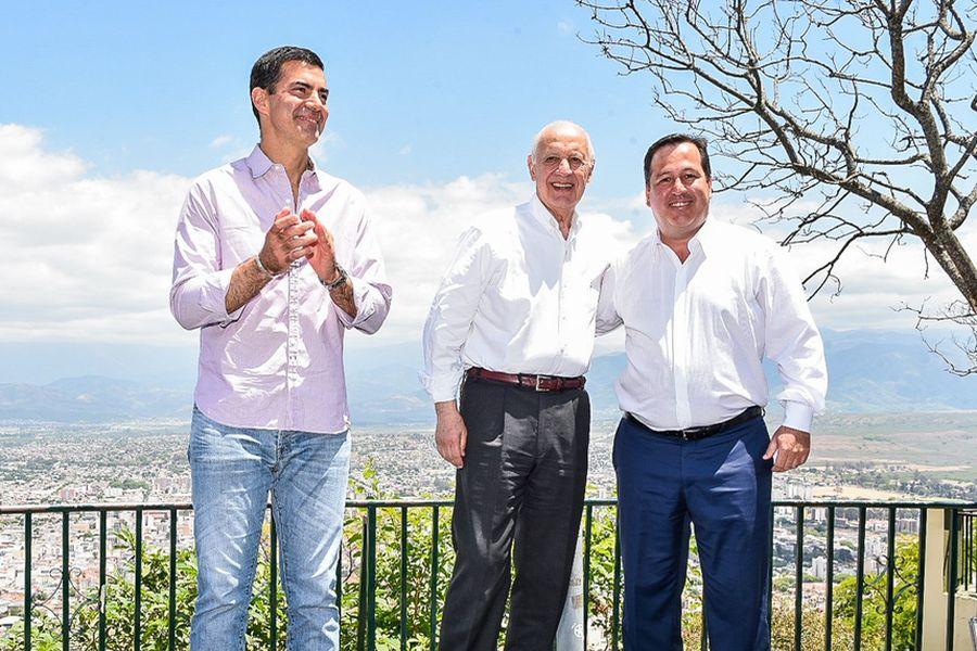Alejandro Snopek agradeció a la militancia y a todos los que acompañaron con su voto a Consenso Federal en Jujuy