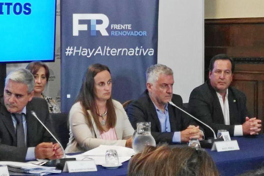 """Diputado Snopek: """"Queremos darle respuestas concretas al problema de Inseguridad que viven los argentinos"""""""