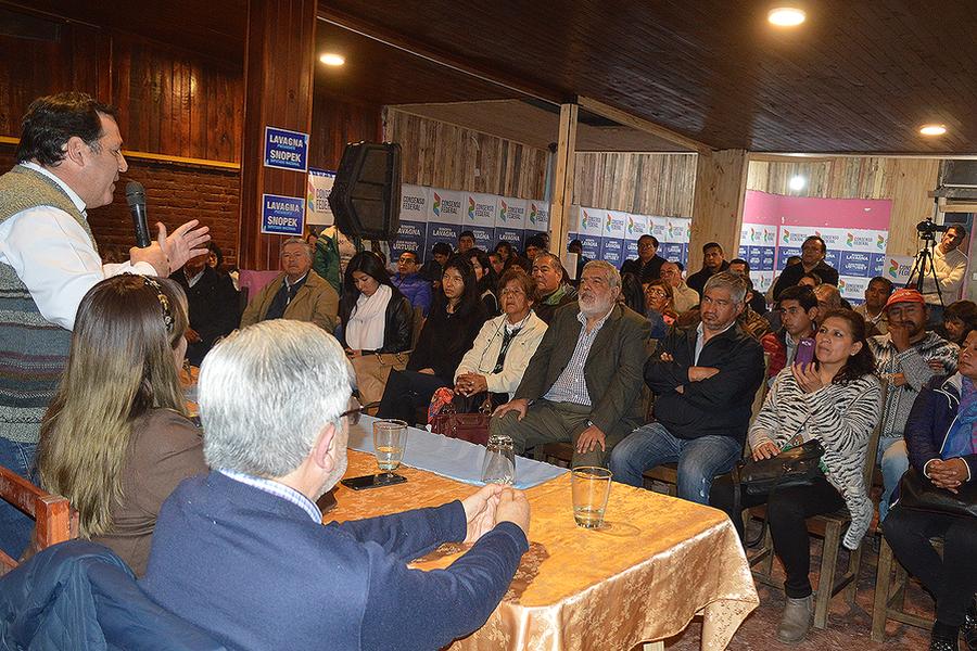 Con la conducción de Lavagna, Consenso Federal Jujuy proyecta aumentar el caudal de votos obtenidos en las PASO