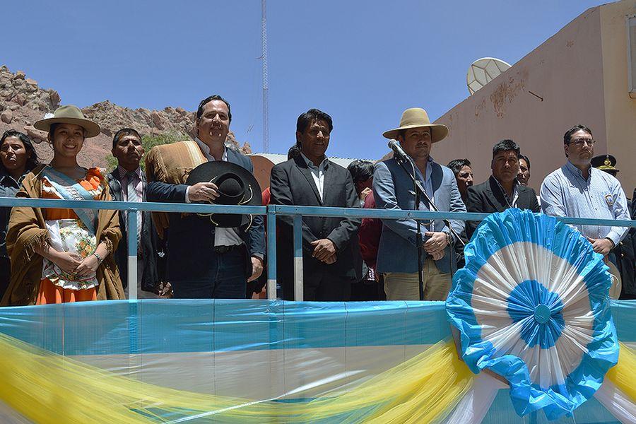 """""""Unión Por Jujuy"""" acompañó al pueblo de Susques en la celebración de sus fiestas patronales"""