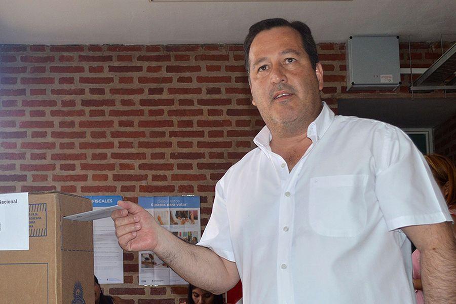 """Alejandro Snopek: """"Espero que los jujeños elijan lo mejor para Jujuy y la Argentina"""""""